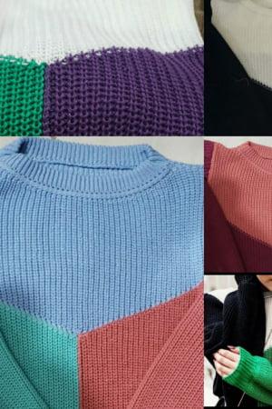 blusa tricores