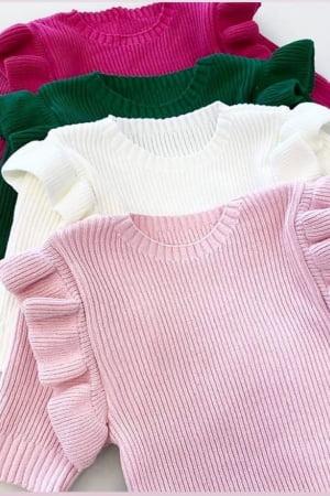 blusa babadinhos melissa